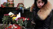 Merkel transmite sus condolencias a Putin por el accidente aéreo