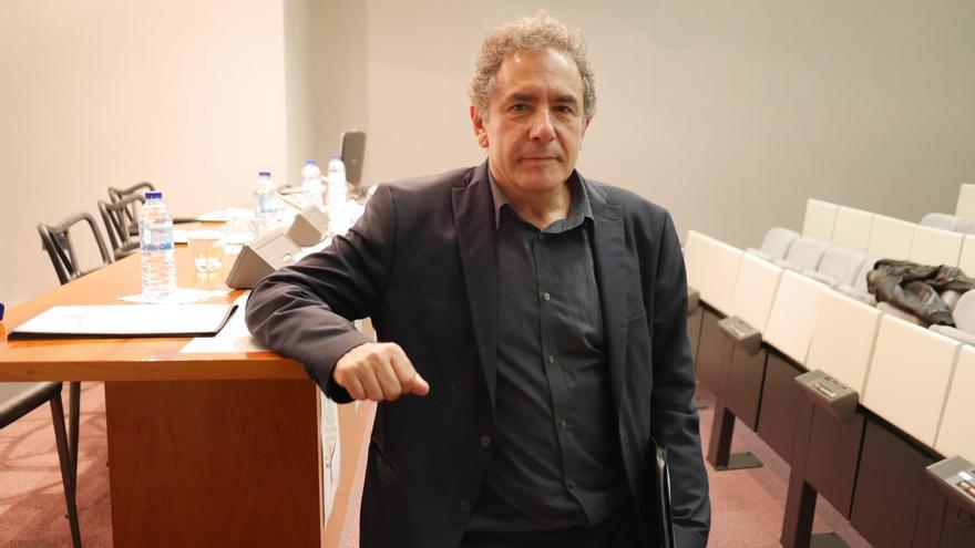 Ricardo Brodsky, director del Museo de la Memoria y los Derechos Humanos de Chile.