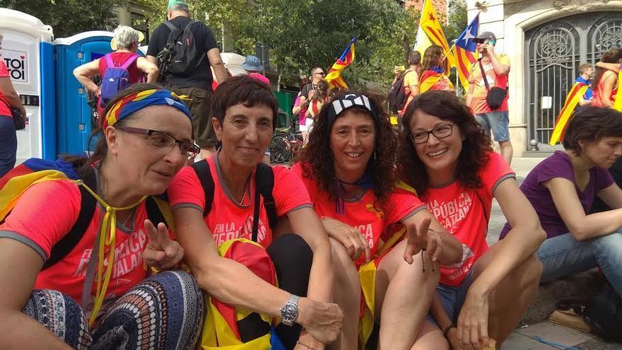 Agnès y sus amigas, de Sant Vicenç de Castellet