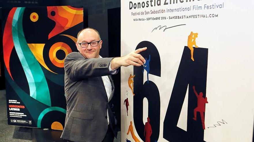El director del Festival San Sebastián: En 2015 nos equivocamos, seis cintas españolas fue excesivo