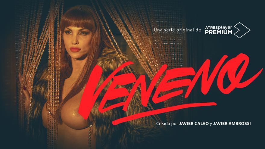 'Veneno' muestra los carteles individuales de sus personajes