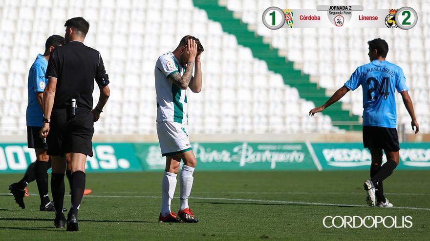 Córdoba CF - Real Balompédica Linense