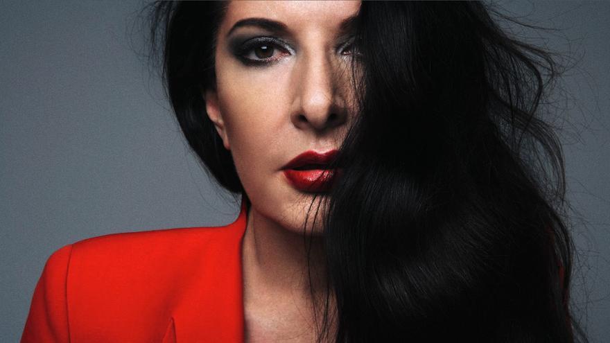 Marina Abramović planea su funeral