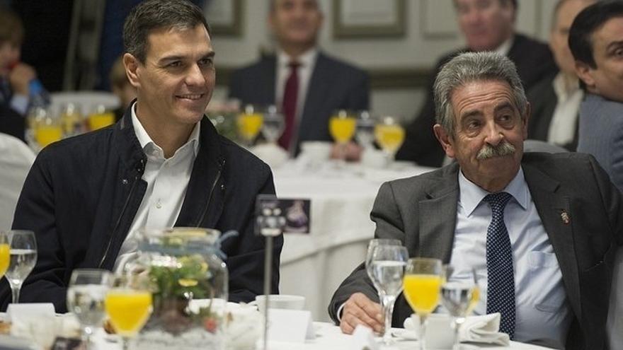 Pedro Sánchez recibirá a Revilla en La Moncloa el próximo 30 de julio