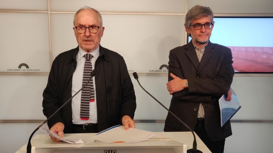 El Síndic pide amnistía, indulto o reformar la sedición como soluciones para Cataluña