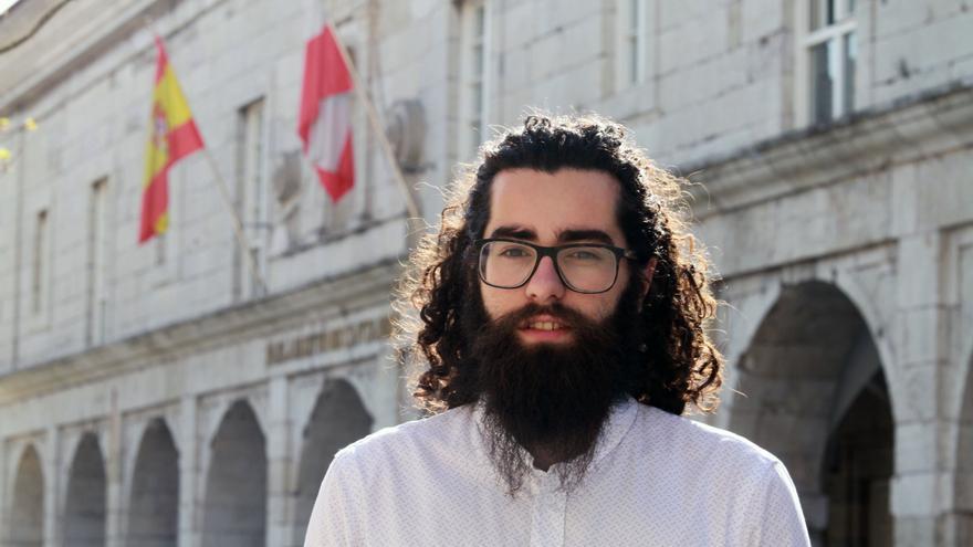 Kevin Botejara será el cabeza de lista de Podemos al Senado en Cantabria