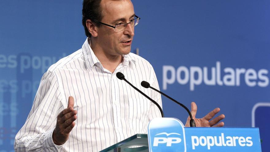 """El PP espera que """"fracasen las pretensiones de alterar la vida democrática"""""""