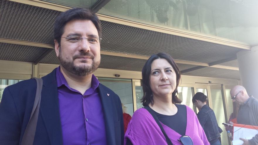 EUPV ofrece su firma para una moción de censura contra Rus en la Diputación de Valencia