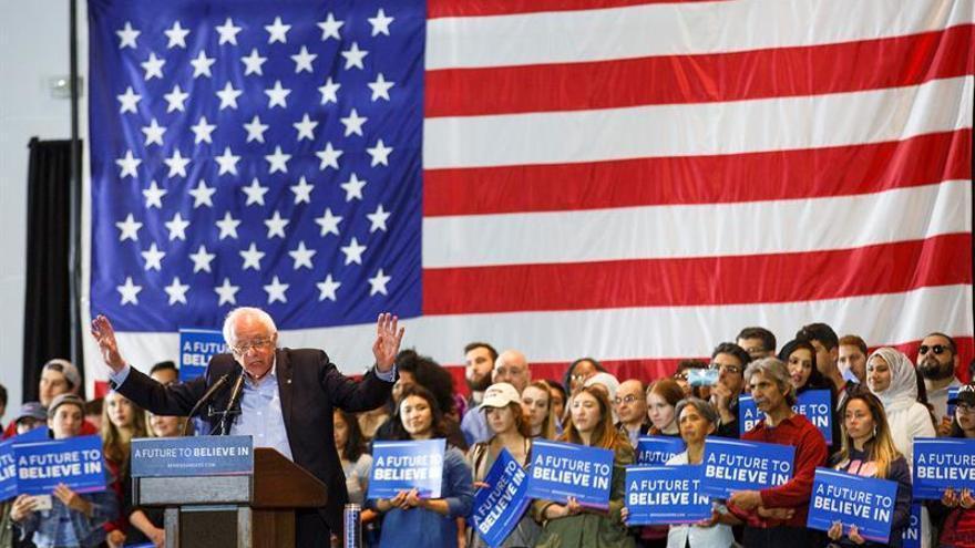 Sanders pide un recuento en las primarias demócratas de Kentucky
