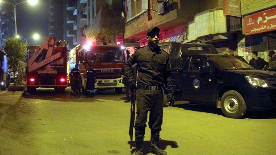 Un muerto y cuatro heridos en un tiroteo en ciudad egipcia de Santa Catalina