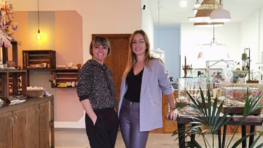 La firma de joyería de autor 'Atelier El Tesoro' del programa Isla Bonita Moda, inaugura un nuevo espacio de venta en La Palma