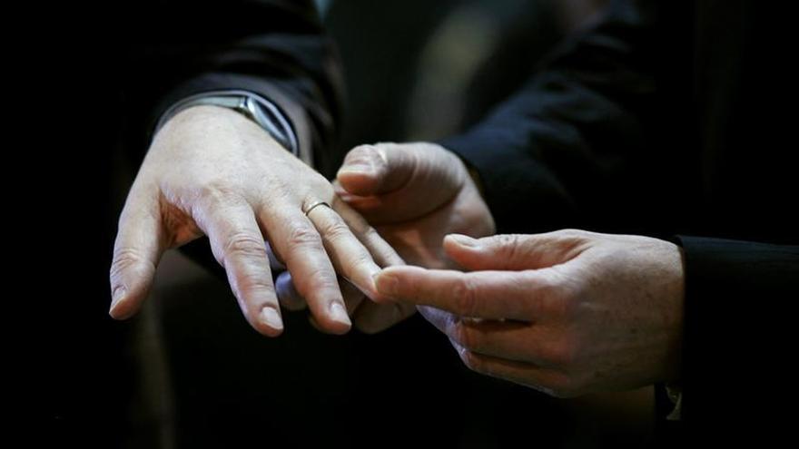 Costarricense y española, el primer matrimonio de dos mujeres en Costa Rica