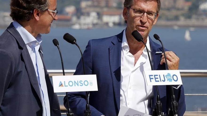 """Alonso llama a votar el 25S frente a la """"coalición del no y del bloqueo"""""""