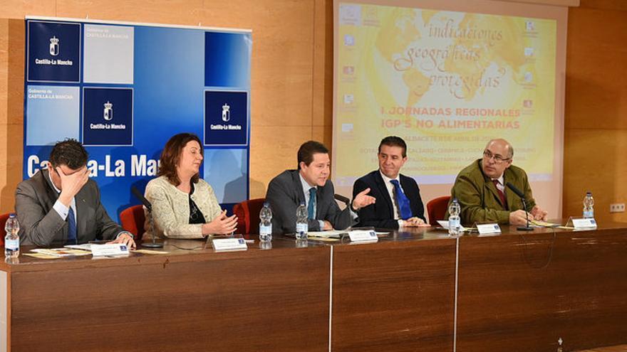 I Jornadas Regionales sobre Indicaciones Geográficas Protegidas No Alimentarias / JCCM