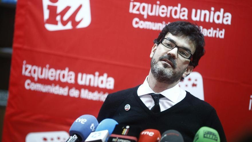 Eddy Sánchez entra como diputado en la Asamblea de Madrid tras la salida de Tania Sánchez