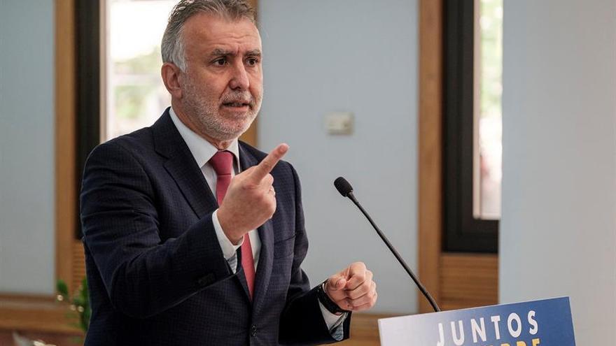 El Gobierno central y el de Canarias ultiman un acuerdo sobre los test de antígenos, según Torres