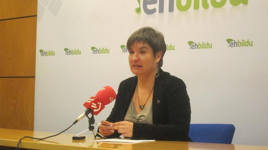 """EH Bildu dice que el resultado de la reunión entre el Rey y Urkullu será """"cero"""" y es una """"pérdida de tiempo"""""""