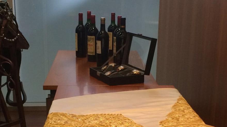 Los bienes de Roca en venta en la página web suman 75 millones de euros