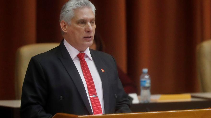El presidente cubano le desea una pronta recuperación de la covid-19 a López Obrador