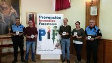 Villa de Mazo presenta una campaña de prevención de incendios forestales