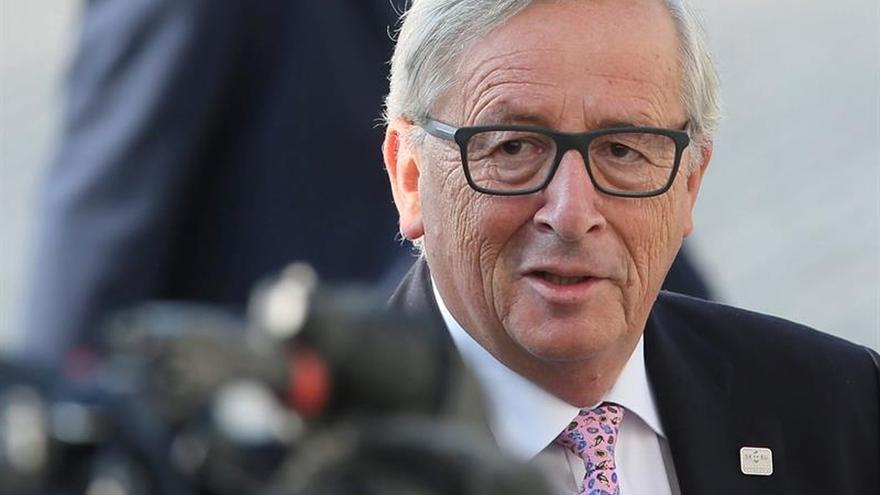"""Juncker: """"Necesitamos unidad para probar que Europa funciona"""""""