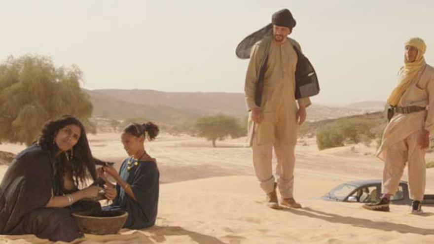 Fotograma de la película 'Timbuktú'.