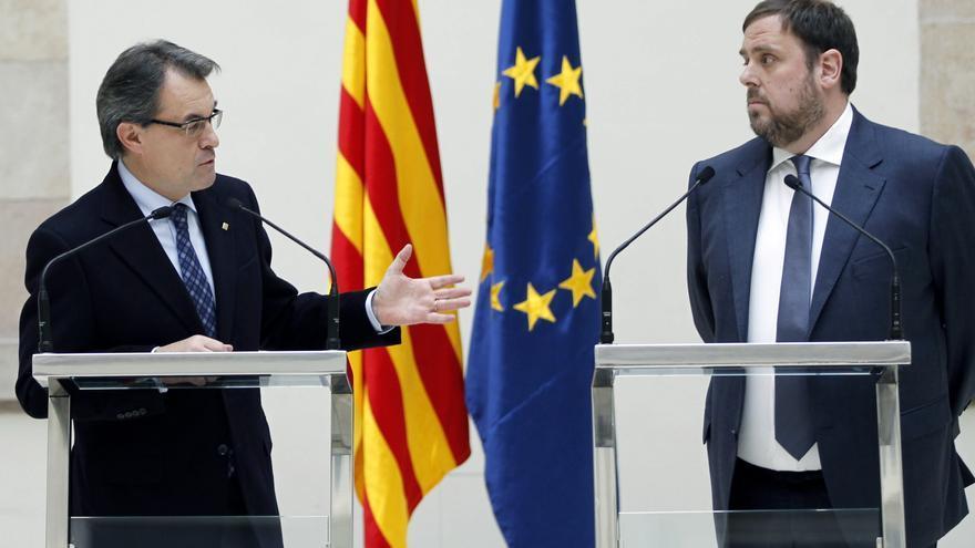 Mas pronunciará su discurso de investidura como presidente de la Generalitat