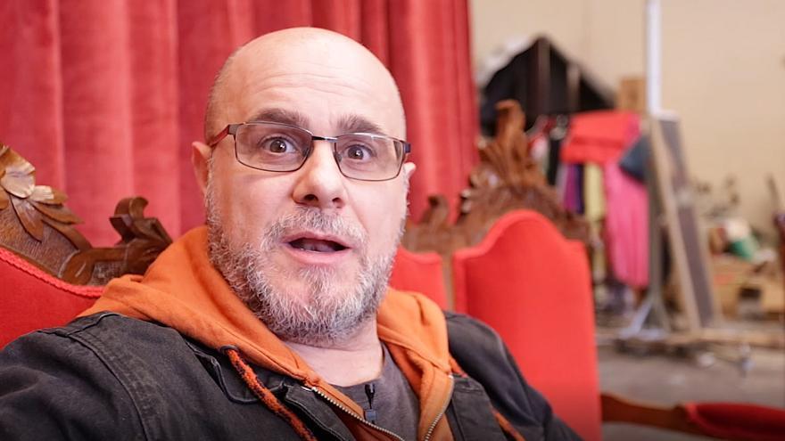 El humorista valenciano Xavi Castillo