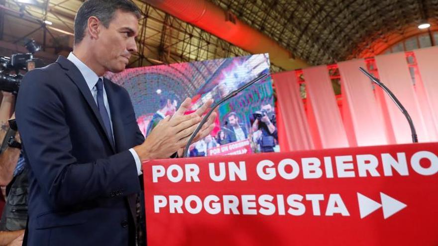 PSOE incluye revisar despido y no cortar suministros en su plan de Gobierno