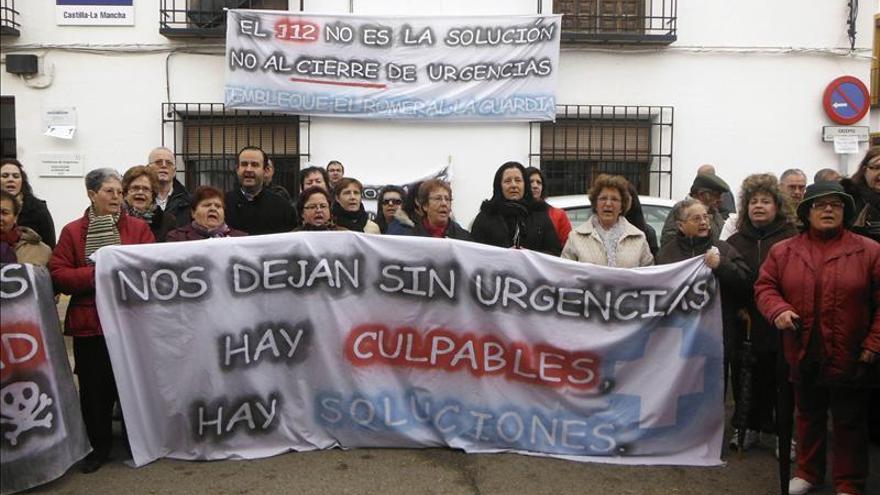 El Tribunal de Castilla-La Mancha permite el cierre de las urgencias nocturnas menos en Tembleque