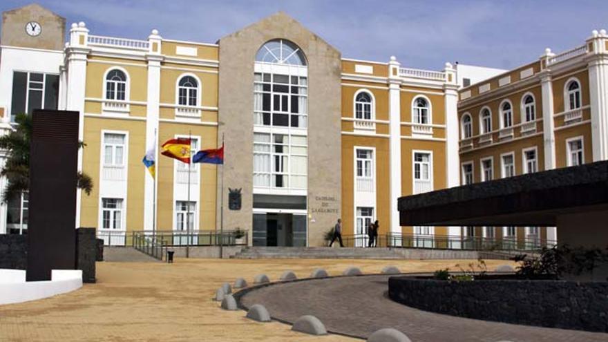 Cabildo de Lanzarote. FOTO: Diario de Lanzarote.