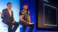 Demis Hassabis es el fundador y CEO de DeepMind, ahora bajo el paraguas de Google