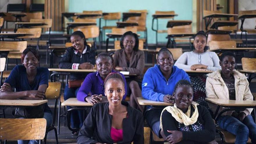 Kenia educa a sus mujeres, el motor de las comunidades