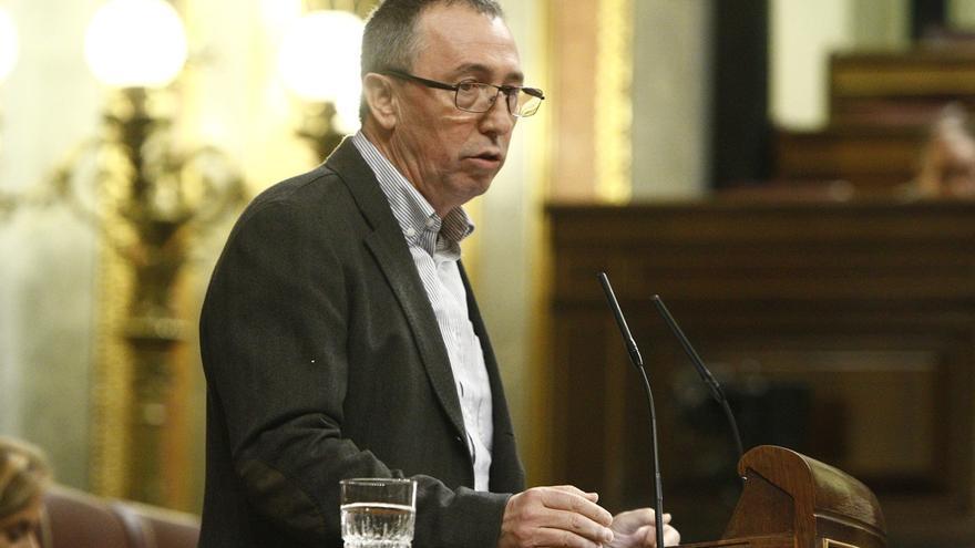 """Baldoví afirma que los PGE no son los del """"círculo virtuoso"""", sino los del """"polígono regular en forma de urna"""""""