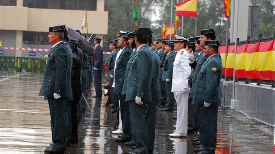 De los actos en honor a la patrona de la Guardia Civil en Gran Canaria #14
