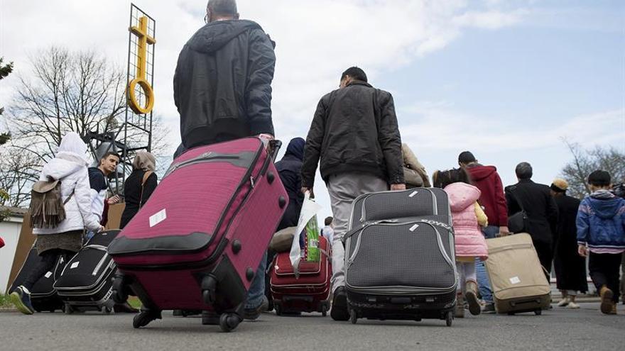 Alemania cerró 2016 con 1,6 millones de peticionarios de asilo
