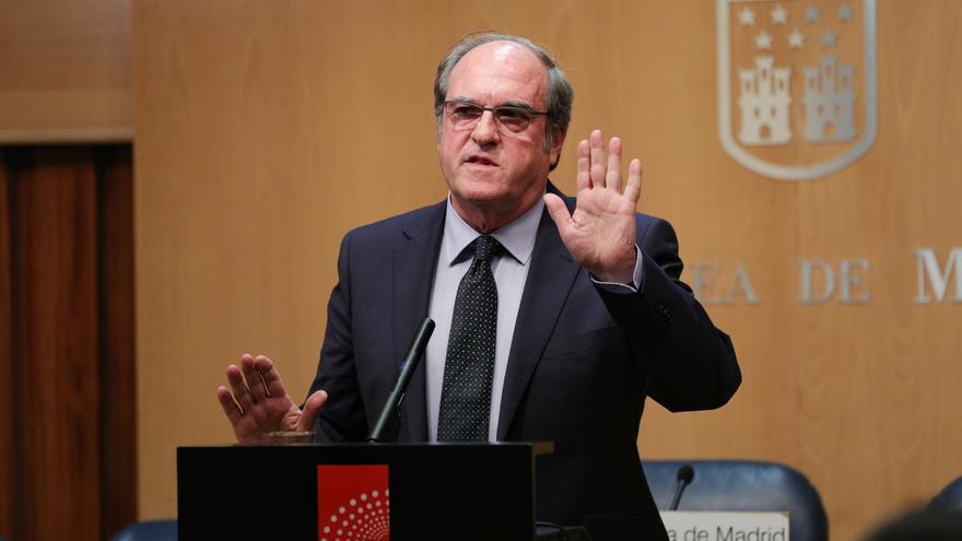 """Gabilondo cree que una investidura sin candidato coincide con la línea de Cs de """"esperar"""" para lograr pacto con PP"""