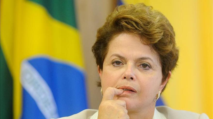 Rousseff mantiene una intención de voto superior al 40 por ciento
