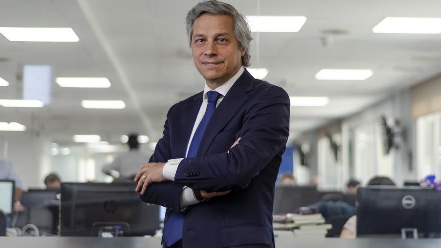 Claudio X. González Guajardo, presidente de Mexicanos Contra la Corrupción y la Impunidad.
