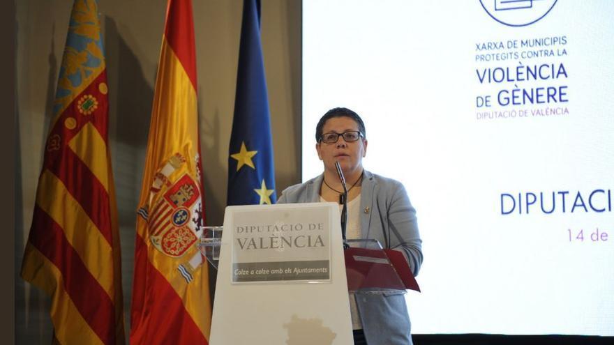 Isabel García, diputada de Igualdad