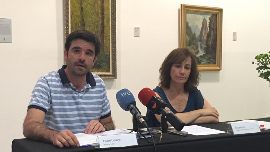 El Gobierno de Navarra cede en uso al Ayuntamiento de Tudela por 50 años la colección de pintura César Muñoz Sola
