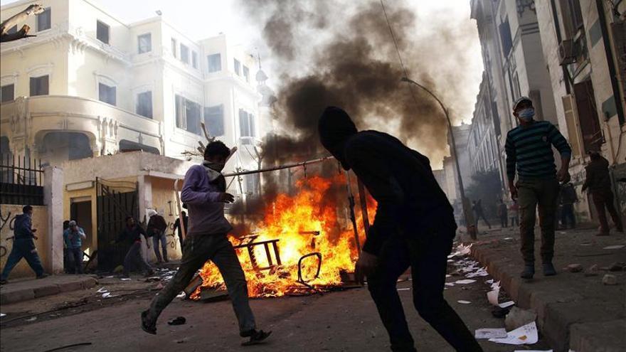 Calma en El Cairo y otras ciudades egipcias tras dos días de disturbios