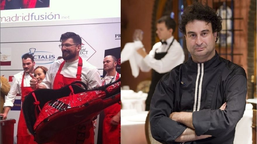 Los chefs con Estrella Pepe Rodríguez y Jesús Segura encabezan los  proyectos que aspiran a gestionar las Casas Colgadas