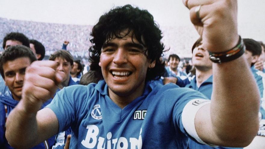 'Diego Maradona', el nuevo documental de Asif Kapadia