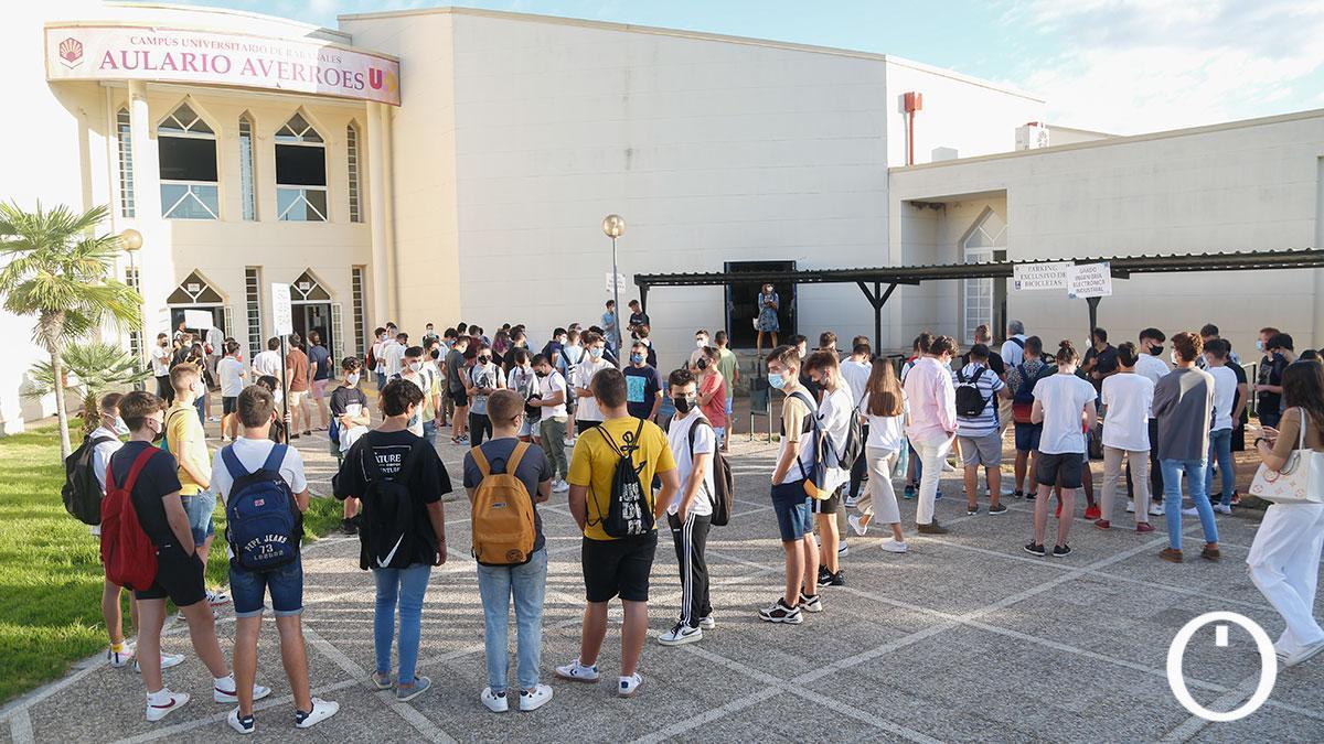 Comienzo del curso en la Universidad de Córdoba