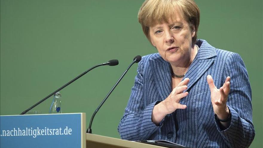 La fiscalía alemana investiga las escuchas a Merkel por el espionaje de EEUU