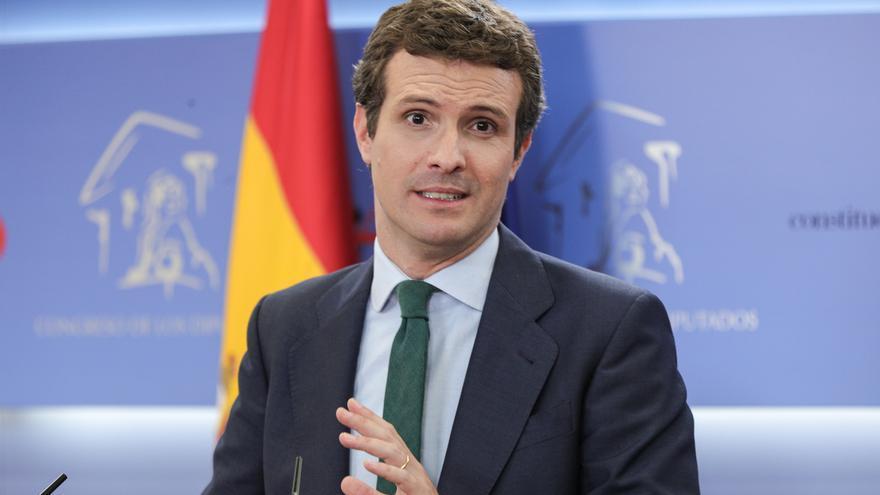 """Casado pide mirar al Gobierno de Andalucía """"para saber que el PP siempre cumple con la palabra dada"""""""