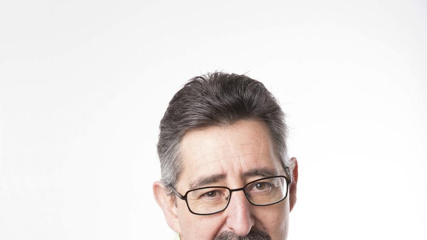 Luis Ignacio Argumosa, candidato del PRC en el Ayuntamiento de Los Corrales de Buelna.