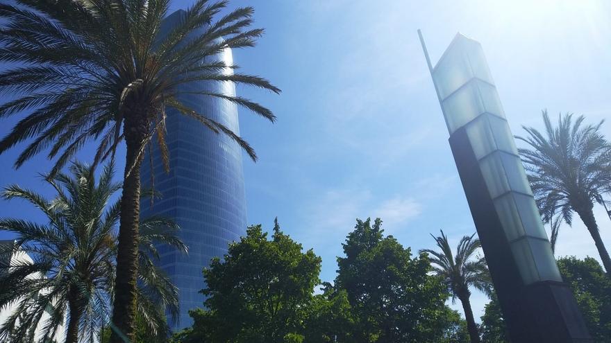 Sol en Bilbao