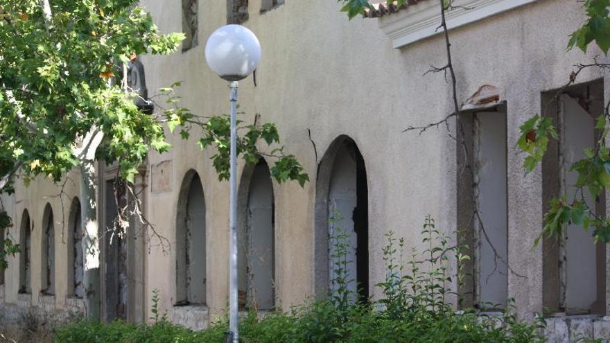 Antiguo Hospital Provincial de Guadalajara. Foto: Guadalajaradiario.es